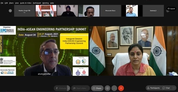 India's exports to ASEAN estimated at US$ 46 billion in FY22: Ms Anupriya Patel